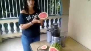 Skai's Watermelon Cooler