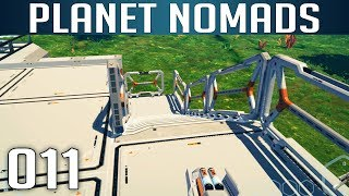 PLANET NOMADS [011] [Anbau mit Treppe] [S02] Let's Play Gameplay Deutsch German thumbnail