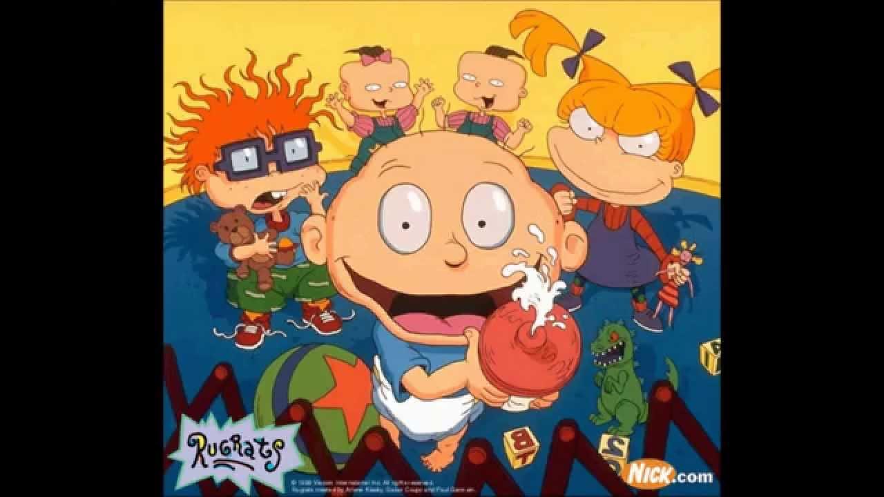 Nickelodeon Animations Serien Der 1991 2002 Jahre