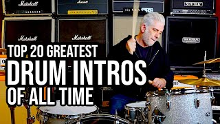 Download TOP 20 DRUM INTROS OF ALL TIME Mp3 and Videos