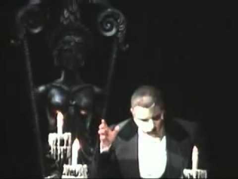 El fantasma de la opera Madrid Parte 5
