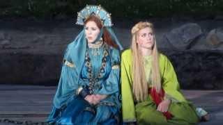 Ramt Af Din Pil - Robin Hood/Dyrehaven: Cecilie Stenspil