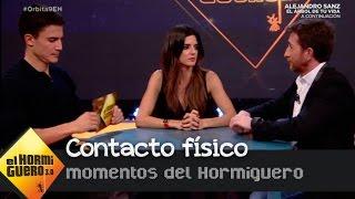 ¿Quién le toca el pie? Con Claro Lago y Álex González - El Hormiguero 3.0