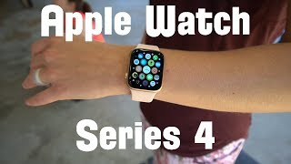 ⌚ Apple Watch Series 4 ⌚ HR vs Chest Strap Wearable
