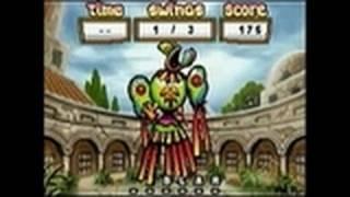 Spanish for Everyone Nintendo DS Gameplay - Pinata!