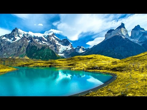 HD Video (1080p) with Relaxing Music of Native American Shamans