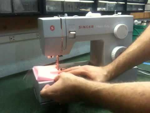 Serging Singer Commercial Grade Heavy Duty Series Sewing Machine