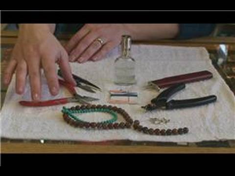 Beaded Jewelry Making : How To Make Beaded Jewelry
