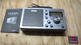 eton s 350 deluxe radio
