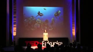Free Diving -- Beautiful Connection with the Earth: Ai Futaki at TEDxFukuoka