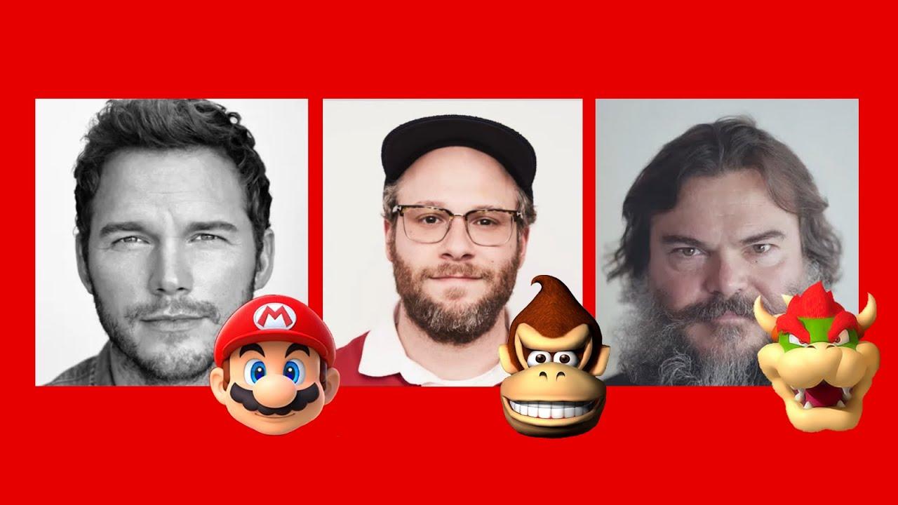 Download America Recasts the Mario Movie