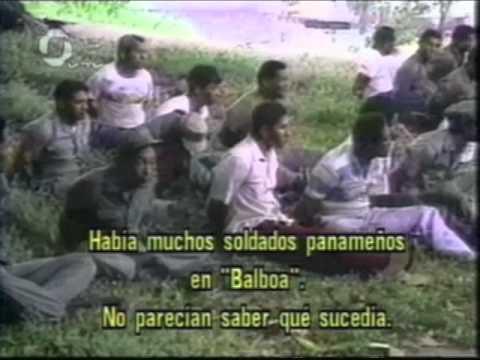 La invasión a Panamá: 20 de Diciembre de 1989 ocurrió un genocicio La cifra real