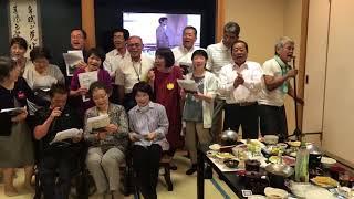 箱崎小学校第22回卒業生同窓会②