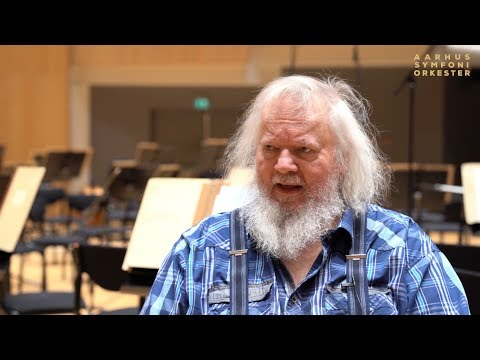 Leif Segerstam   On Bruckner 7 while recording with Aarhus Symphony Orchestra