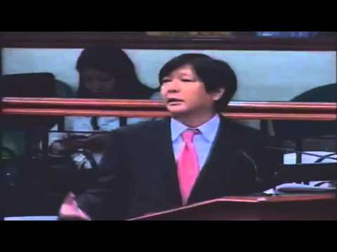 Bongbong Marcos And Tito Sotto Pursue In Dissecting Bangsamoro Basic Law p3