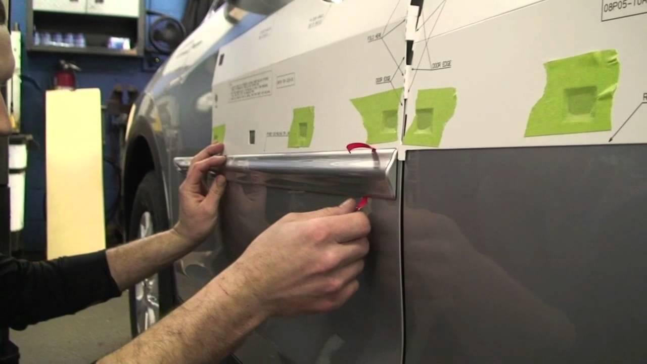 Episode 228 2012 Honda Cr V Body Side Molding Installation Youtube 2013 Wiring Harness