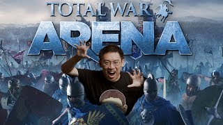 Total War: ARENA - Trump the Ingenious Tactician Leads His Army to Victory