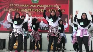 DANCE TRADISIONAL DAN MODERN