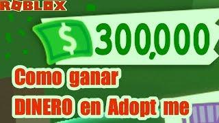HOW TO WIN MONEY IN ADOPT ME ROBLOX RAPIDO 2019 (ORIGINAL VIDEO)