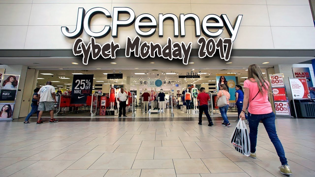Black Friday 2017 Jcpenney Cyber Monday 2017 Ads Deals