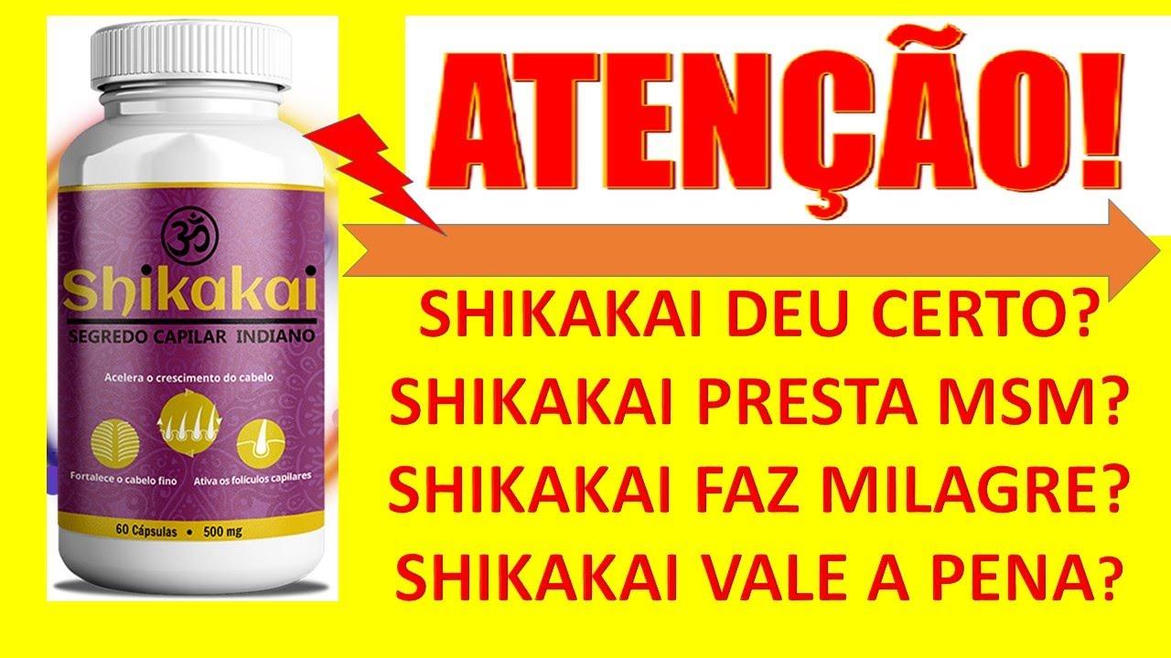 shikakai tem contra indicação