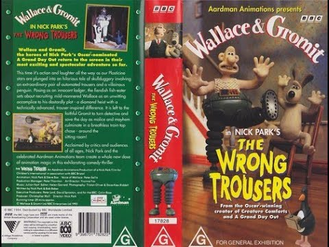 Download Wallace & Gromit The Wrong Trousers