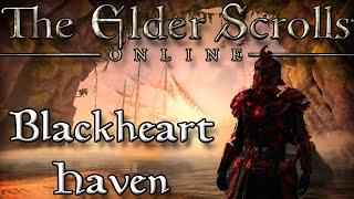 Repeat youtube video THE TEAM OF WONDEROUS GENTLEMEN! -Elder Scrolls Online Blacheart Haven Dungeon