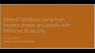 Microsoft Windows Defender for Edge is Virtualization-Based Security