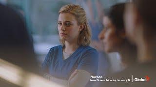 'Nurses' First Look Trailer | New Drama January 6