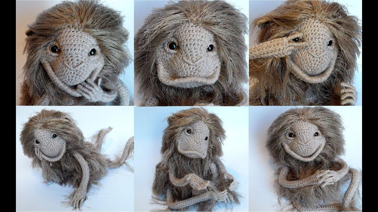 Easy Crochet Animals Amigurumi : Crochet pattern amigurumi pattern crochet mouse pattern crochet
