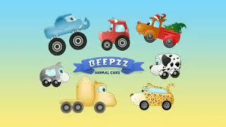 Çocuklar Araba Yarışı oyunu Beepzz - Kids Car Racing game - Beepzz screenshot 2
