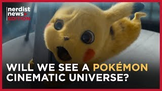 Is a Shared POKEMON Cinematic Universe in the Works? (Nerdist News Edition) thumbnail