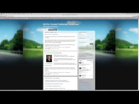 NE-Pol: Nebraska Government Website Review