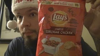 Lay's Chinese Szechuan Chicken Review - WE Shorts