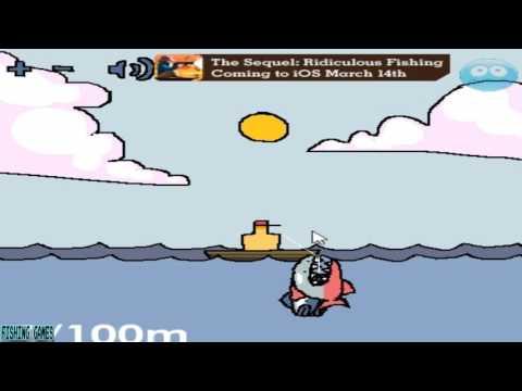 Radical Fishing - PC Flash Gameplay
