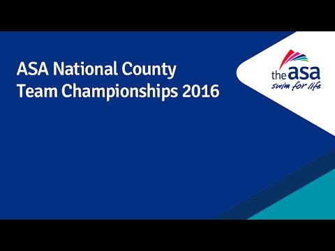 ASA National County Team Champs 2016 - Division 1