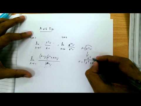 Math Tips 06: A trick that you need to know