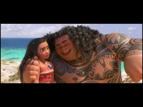 Canzoni Disney - Oceania Vaiana - Tranquilla - Italiano HD