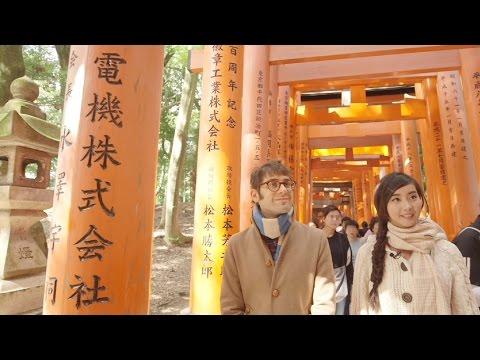 Visit Japan: Kyoto Introduction [1/2]