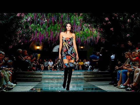 Versace | Spring Summer 2019 Full Fashion Show | Menswear