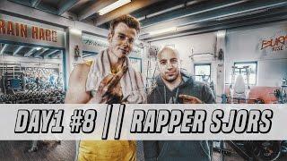 Is RAPPER SJORS sterker dan JAYJAY BOSKE?    #DAY1 Afl. #8