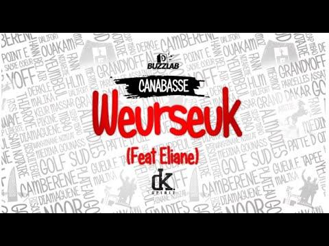 Canabasse - Weurseuk (lyrics)