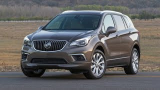 Buick Envision 2018 Car Review