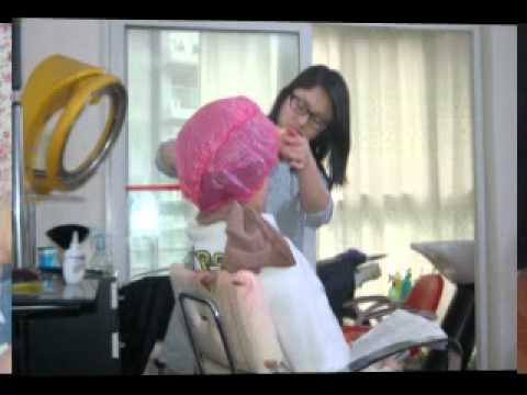 A Wonderful Process Of Perm Hair Youtube