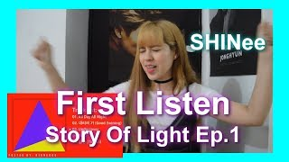 Baixar REACCIONANDO a SHINee 'The Story of Light' EP. 1 - The 6th Album [FIRST LISTEN]