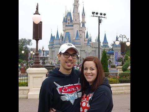 Walt Disney World Vlog | February 2017 | Day 1 & 2 - Travelling, Disney Springs, & The Magic Kingdom