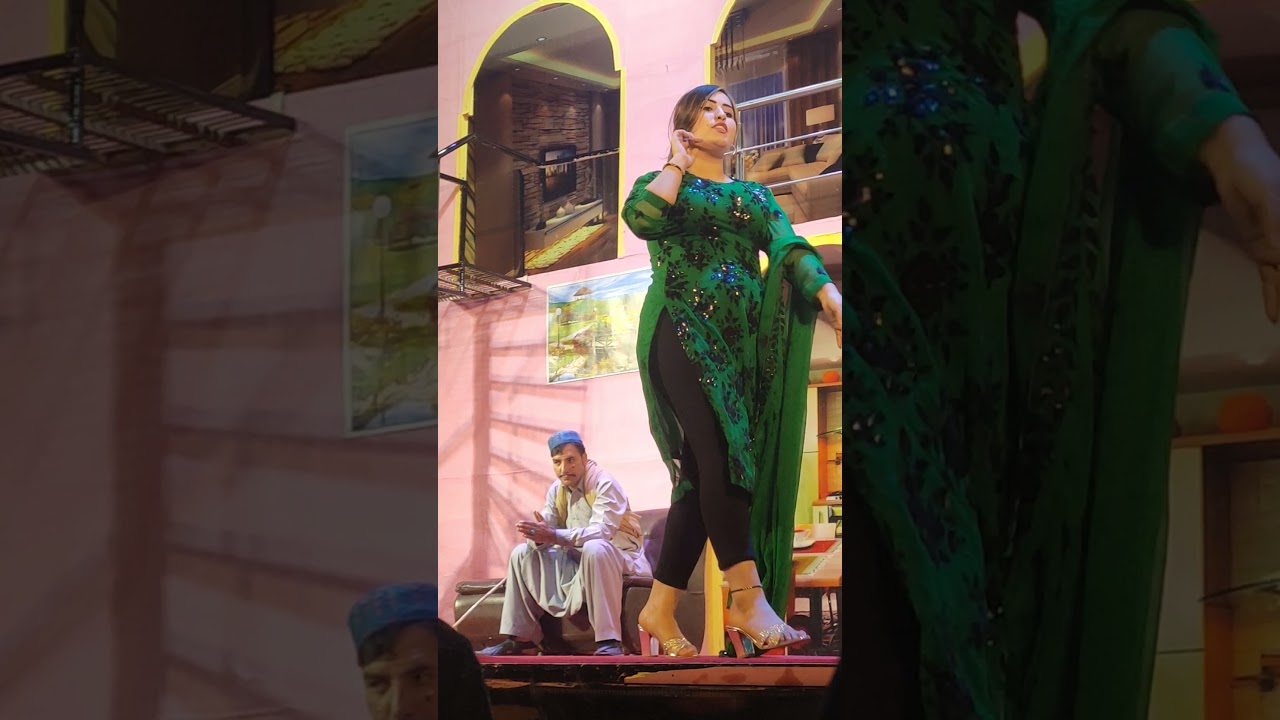 Download Pathan girl dancing in Rawalpindi