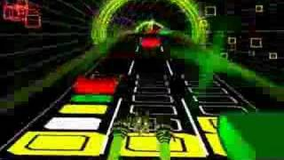 Audiosurf - Can You Become Rent-A-Hero For Mankind