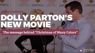 The message behind Dolly Parton