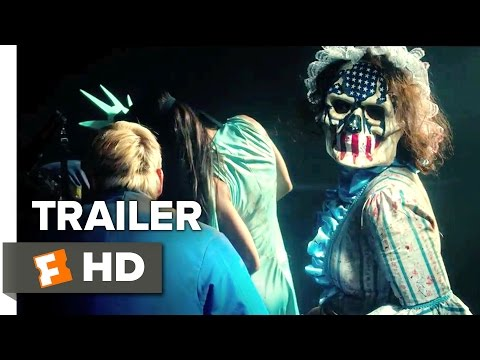 The Purge: Election Year TRAILER 1 (2016) -  Frank Grillo, Mykelti Williamson Movie HD